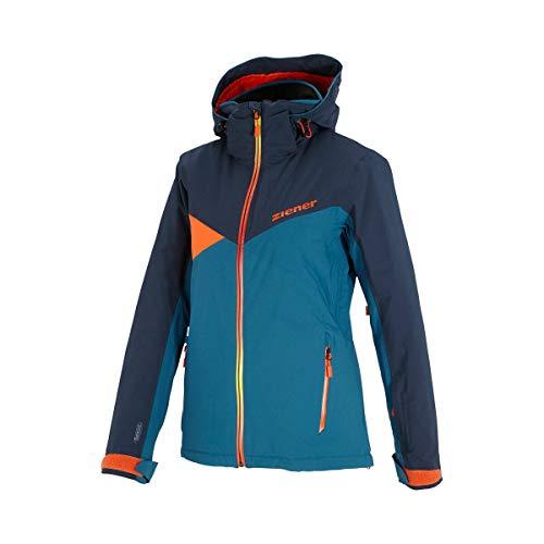 Ziener TOJA Lady Damen Skijacke Snowboardjacke Teamwear 20k DERMIZAX 184921 (38)