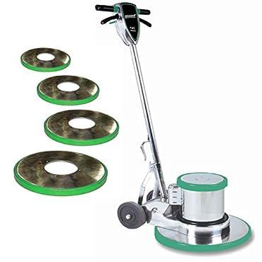 Bissell Big Green Commercial Floor Machine 175 RPM, 1.5 HP, Model Number BGC-1
