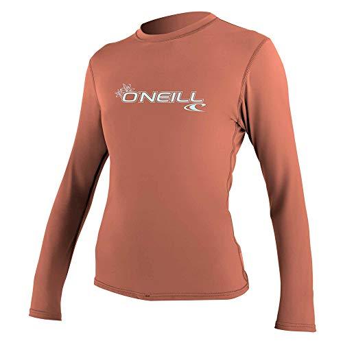 O'Neill Wetsuits Camiseta de Manga Corta para Hombre y Mujer, diseño de Pomelo, Talla XS
