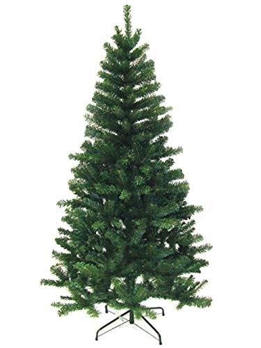 HAAC Weihnachtsbaum Farbe Grün 210 cm für Weihnacht Weihnachten