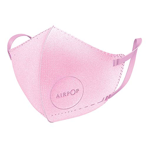 Airpop Kid Reusable Kids Face Mask Washable, 4-Layer Filter Face Coverings for Children,2020 Pandemic Care Items Make Great Stocking Stuffers!