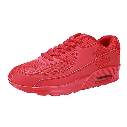 CIELLTE Chaussures Baskets Femme Chaussures de Sports Couleur Unie Automne Hiver Patchwork Mixte Adulte Sneakers Running