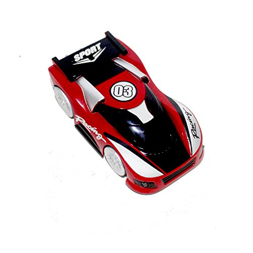 Generic- M:Tech Wall Climber Remote Control Car-Red, 50880