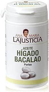 Aceite de Hígado de Bacalao - 60 perlas: Amazon.es: Salud y ...