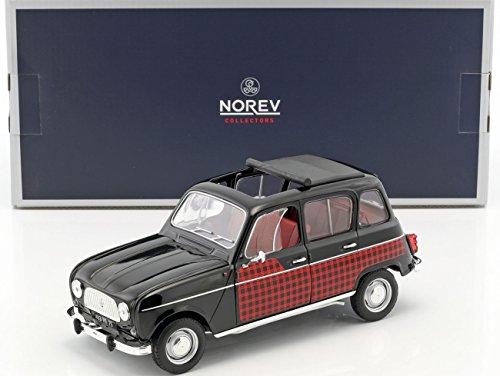 Norev – Renault 4L Parisienne – 1964 – 1/18