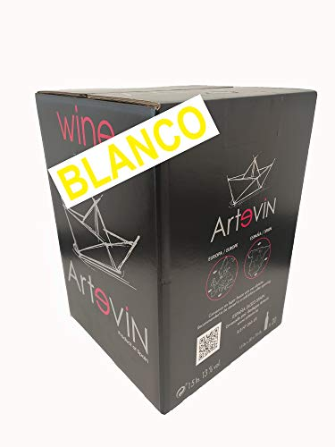 Bag in box Artevin Blanco 15 Litros (15 litros)