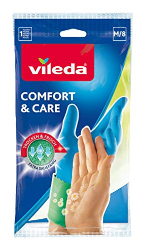 Vileda Handschoen Comfort & Care M