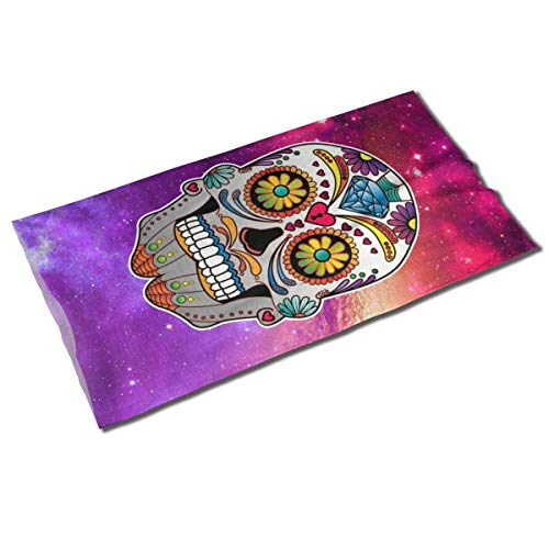 Sugar Skull Unisex Outdoor Sport Scarf Headbands Bandana Mask Neck Gaiter Head Wrap Sweatband Headwear Fashion3385