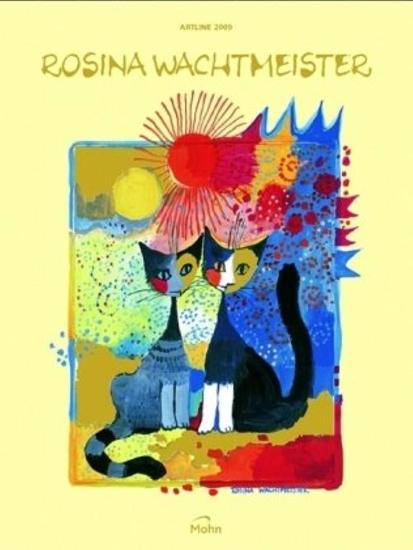 時間とともに協力する本土Rosina Wachtmeister 2009. Edition ARTLINE.