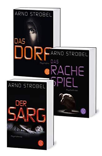 Im Angesicht des Grauens: Die Bestseller »Der Sarg«, »Das Rachespiel« und »Das Dorf« in einem E-Book: Drei Romane in einem Bundle: Der Sarg / Das Rachespiel / Das Dorf