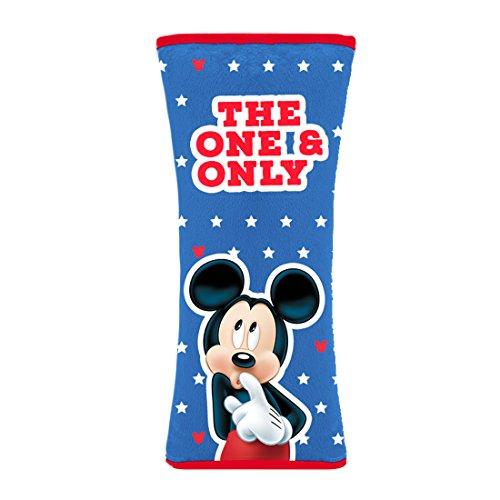 Alfombrilla para cinturón de seguridad Disney – Excelente idea de regalo para niños y niños (Mickey Mouse)