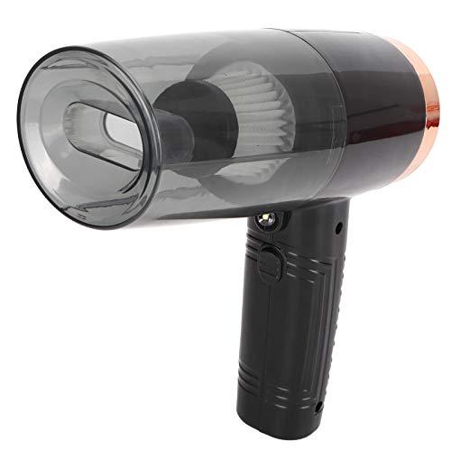 Aspirador de coche, herramienta de limpieza de coche multifuncional 3 en 1, portátil de 120 W 12 V para pelo en polvo
