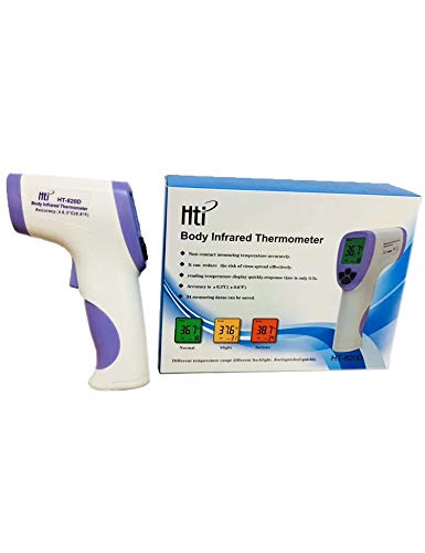 Big Save! Non-Contact Infrared Forehead Thermometer Digital Medical Temperature Gun for Baby, Childr...