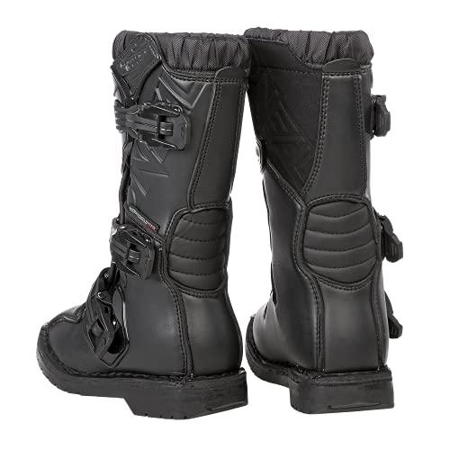 O'Neal Kids Rider Boot Schwarz Kinder MX Stiefel Moto Cross Enduro, 0324KR-1, Größe 33 - 3