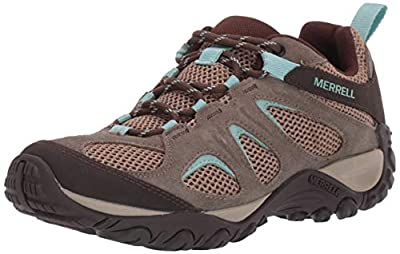 Merrell Women's Yokota 2 Hiking Shoe, Boulder, 8.5
