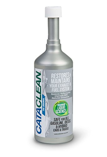 Cataclean 120007 Fuel and Exhaust System Cleaner