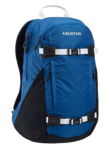 Burton Day Hiker Daypack, Classic Blue Ripstop, One Size