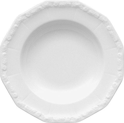 Rosenthal - Suppenteller, Teller tief - Maria Weiß - Porzellan - D: 23 cm - 1 Stück