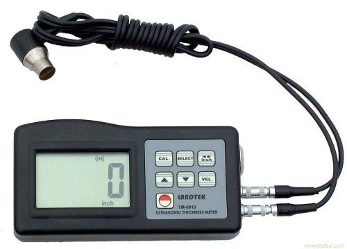 supreme TM8812 Ultrasonic Thickness Gauge 0.05-8inch 1.2-200mm OFFicial shop