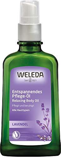 Weleda Bio Lavendel Entspannungs-Öl (6 x 100 ml)
