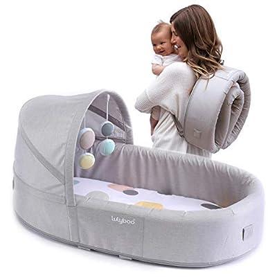 Lulyboo Bassinet Infant Travel Bed