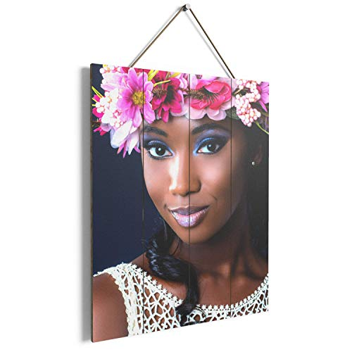 Artblox Handmade Personalized Photo Prints from Photos on Wood - Inspirational Wall Art with Your Picture - Custom Photo Gifts for Anniversary, Birthday (20