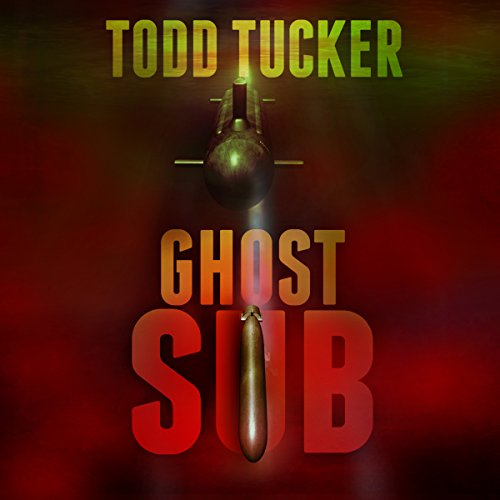 Ghost Sub audiobook cover art