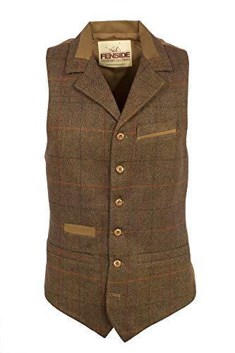 Fenside Country Clothing - Chaleco - para Hombre