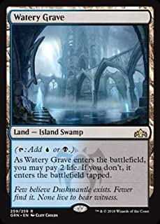 Best mtg watery grave guilds of ravnica Reviews