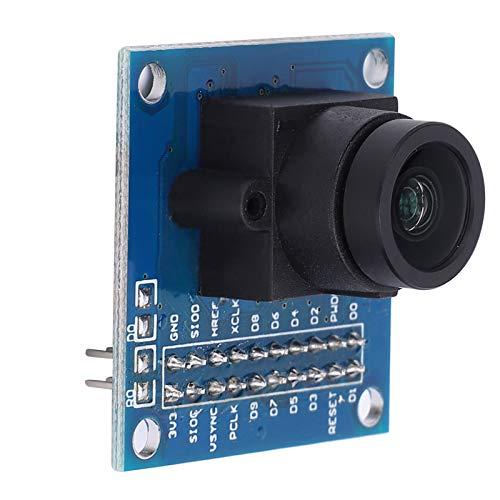 Módulo de cámara, Shexton OV7725 30W Módulo de cámara de Alta definición STM32 Placa de módulo de cámara Webcam