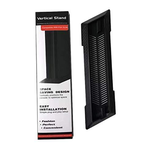 Supporto verticale nero per PS4 Slim