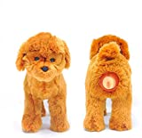 Spleasure Dogs Interactive Sleeping Toys, Stuffed Teddy Chihuahua Play Estrus Toy Partner, Plush Pet Funny Toys, Male Dogs Sex Sound Toy