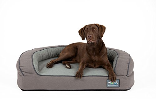 Better World Pets Comfort Bolster