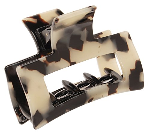 France Luxe Cutout Rectangle Jaw - …