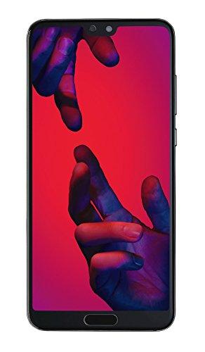 HUAWEI P20 Pro Smartphone (15,5 cm (6,1 Zoll), 40/20/8 MP Leica Triple Kamera, 128GB interner Speicher, 6GB RAM, Android 8.1, EMUI 8.1) Schwarz