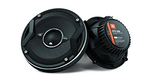 JBL GTO629 Premium 6.5-Inch Co-Axial Speaker - Set of 2 (Renewed)