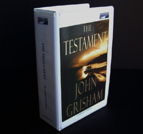The Testament Books - (Books on Tapes) (9 Cassette Tapes) (Unabridged)
