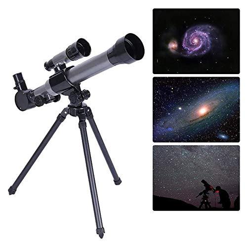 Telescope,Telescope for Astronomy for Beginners,Tripod Moon Filter Refractor,HD Astronomical Telescope,Monocular Moon Bird Watching Kids Gift