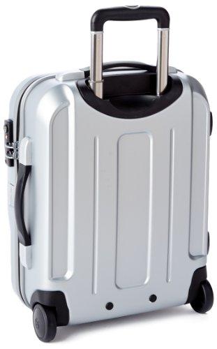 Samsonite Trolley Upright Alfa Cube Silver