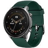 Weofly Smartwatch, Reloj Inteligente Hombre Mujer con 14 Modos de Deporte, Pulsómetro, Monitor de Oxígeno de Sangre,...
