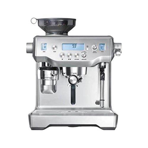 Gastroback 42640 Design Professional Espressoautomat, edelstahl, schwarz, 37 x 41 x 45 cm