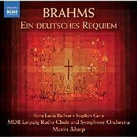 ブラームス:ドイツレクイエム Op.45
