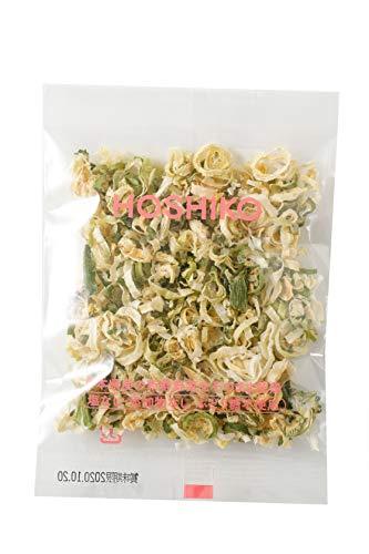 HOSHIKO 乾燥野菜 白ネギ 8g 九州産 熊本産