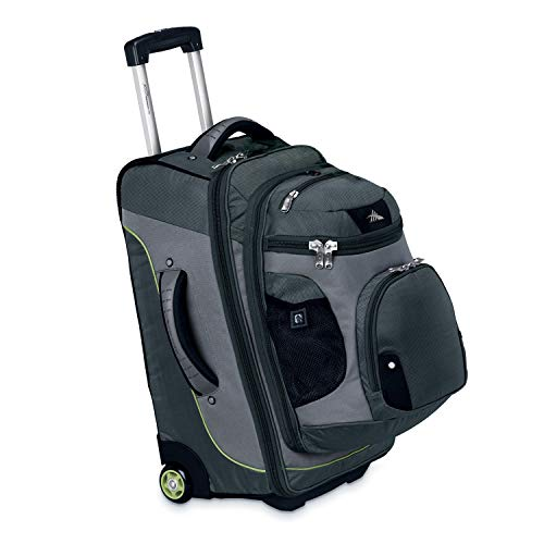 High Sierra AT3 22' Carry-On Wheeled Backpack, Travel...
