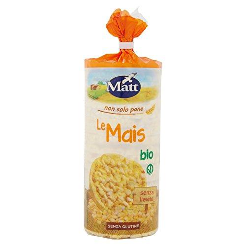 Matt Le Mais Bio - 130 gr, Senza glutine