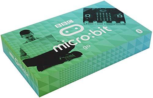 BCC Mirco BBC Micro: Bit Go, schwarz, Micro:bit go