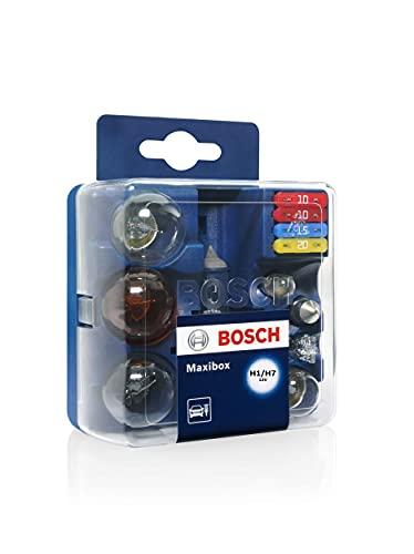 Bosch H1/H7 Maxibox estuche de lámparas de repuesto - 12 V