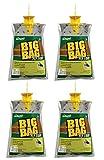 RESCUE! - Big Bag Disposable Fly Traps - Quantity 4