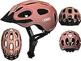 Abus Touren City Fahrradhelm Youn-I Ace rosé Gold Gr:52-57 cm