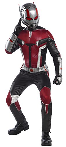 Ant-Man Grand Heritage Adult Fancy Dress Costume Standard